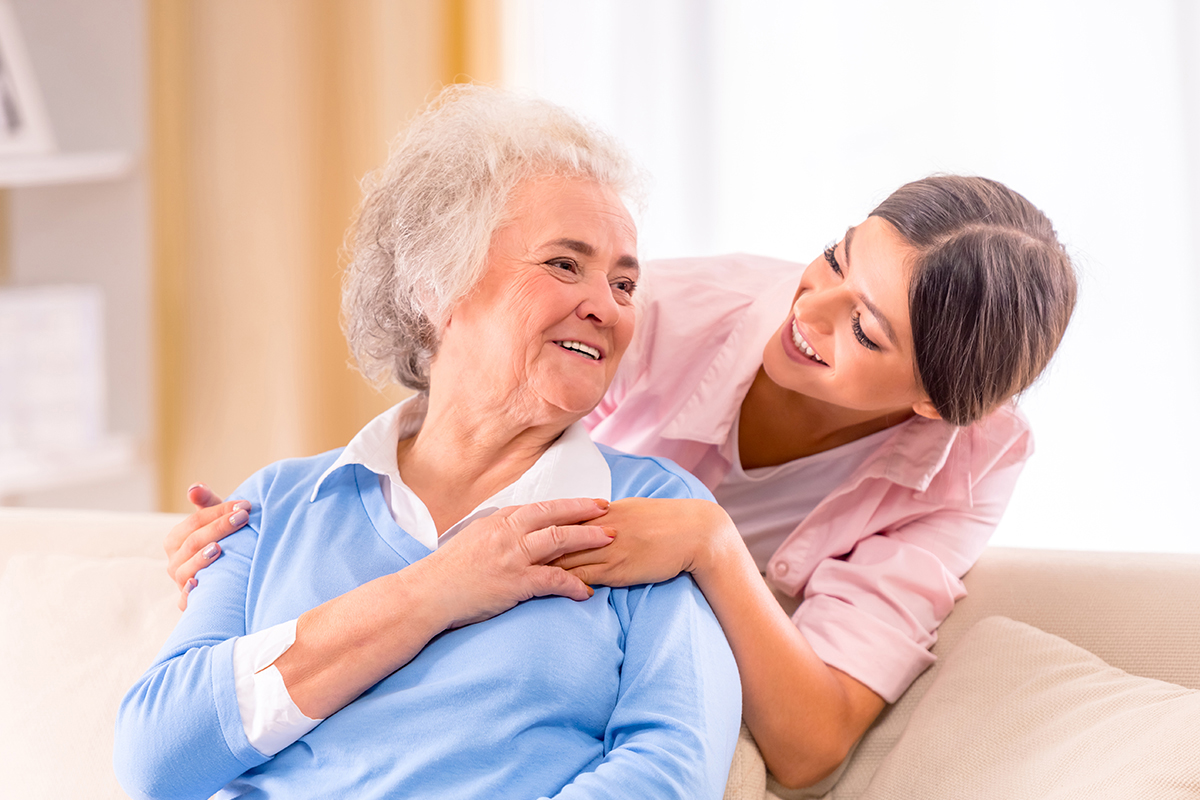 Caring home health care